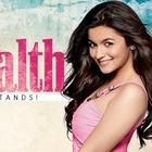 Bollywoods Newest Sensation Alia Bhatt On The Cover Of Women's Health Magazine