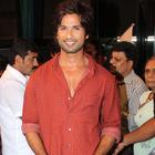 Shahid Kapoor At The Times Green Ganesha Campaign 2013