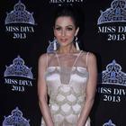 Malaika,Raveena Jacqueline Grace The Miss Diva 2013 Contest As Judge