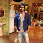Shahid And Ileana On The Sets Of Comedy Nights With Kapil
