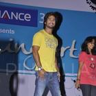 Shahid Kapoor Snapped At Sophia College Festival