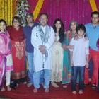 Stars At Arpita's Ganpati Celebrations 2013