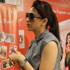 Karisma Kapoor Launch Of Book My Yummu Mummy Guide