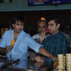 Vivek Oberoi And Aftab Shivdasani Promote Grand Masti At Gaiety Galaxy