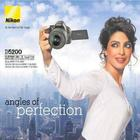 Priyanka Chopra's Print AD For Nikon Camera