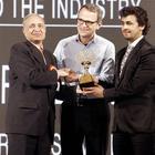 Sonu Nigam At Globoil India 2013 Awards