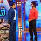 Shahid Kapoor And Ileana D'Cruz Promote PPNH On Bigg Boss 7