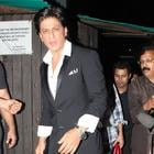 Shahrukh Khan At Yogesh Lakhani's Birthday Bash 2013