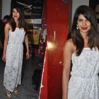 Priyanka,Juhi And Tabu At Warning 3D Film Premiere Show
