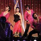 Sidharth,Alia And Varun Perform At An Event In Hong Kong