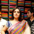 Lucky Sharma Latest Stills At Kalamandir Showroom Launch Event