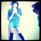 Priyanka Chopra On The Sets Of Paper Magazine 2013 Issue