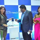 Samantha Launches Samsung Galaxy Note III Photos