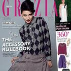 Shruti Haasan Grazia Magazine October 2013 Pictures