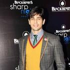 Sidharth,Aditya And Abhay At Blackberry Sharp Night 2013 Show