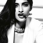 Sonam Kapoor Photo Shoot For GQ Magazine October 2013 Issue