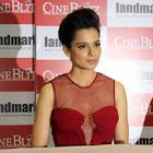 Kangana Ranaut Launches Cineblitz October 2013 Issue