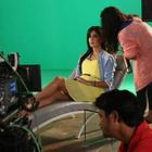 Katrina Kaif Behind The Scenes Of Sony Xperia Ad Shoot