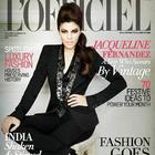 Jacqueline Fernandez Full Photoshoot On L'Officiel - October