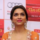Deepika Padukone Promotes Ram Leela In Ahmedabad