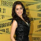 Shraddha Kapoor Launches Forever 21 Store
