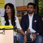 Raj And Wife Shilpa Launched