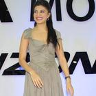 Jacqueline Fernandez At A Tata Nano Auto Car Performance Show