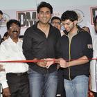 Abhishek Bachchan Help Dino Morea's DM Fitness' At Worli Sea Face