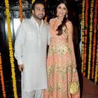 Bollywood Celebs At Ekta Kapoor's 2013 Diwali Bash