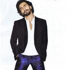 Ranveer Singh Photo Shoot For Harper's Bazaar Man Nov 2013 Issue
