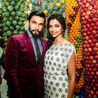 Deepika And Ranveer Promotes Ram-Leela At Juice World In Dubai