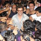Hrithik Roshan And Vivek Promote Krrish 3 At Chandan