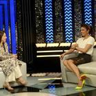 Priyanka Chopra On The Sets Of The Front Row Show