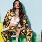 Sonam Kapoor Photo Shoot For Cosmopolitan Nov 2013 Edition
