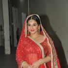 Vidya Balan On The Sets Of Ranka Jewellers Ad Film