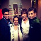 Ranveer And Arjun On The Sets Of Koffee With Karan Season 4