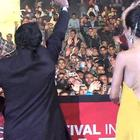 Deepika Padukone And Sanjay Leela At The Marrakech Film Festival