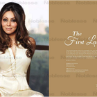 Gauri Khan On The Cover Of Noblesse India Dec 2013 Issue