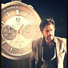 Shahrukh At The Launch Of A New Tag Heuer Carrera Watch In Delhi