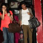Shilpa Shetty And Family Snapped At PVR Cinemas