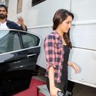 Aditya Roy And Shraddha Kapoor Arrive For Koffee With Karan Show