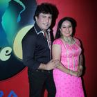 Terence,Shilpa and Sajid Khan On Location Shoot of Nach Baliye 6