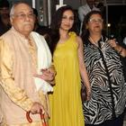 Rani,Dharmendra And Celebs At Dilip Kumar's Birthday Celebration