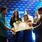 Aishwarya Rai Bachchan At The Longines Showroom Launch In Kochi