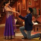 Dedh Ishqiya Promotions Comedy Nights With Kapil Sets