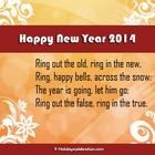 Happy New Year Wishes 2014 Greeting Cards
