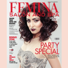Actress Yami Gautam On The Cover Page Of Femina