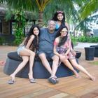 Sridevi Holidays With Family