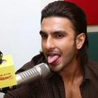 Ranveer And Arjun Promote Gunday At Radio Mirchi