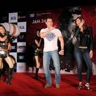 Salman And Daisy Promote Jai Ho Movie At Inorbit Mall, Malad